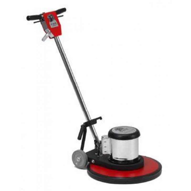 "hawk 15"" low speed floor scrubber & buffer"