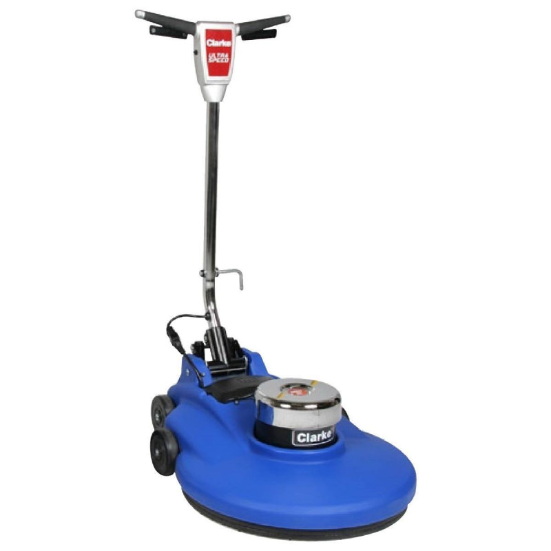 Clarke 174 20 Quot Electric Floor Burnisher With Dust Control