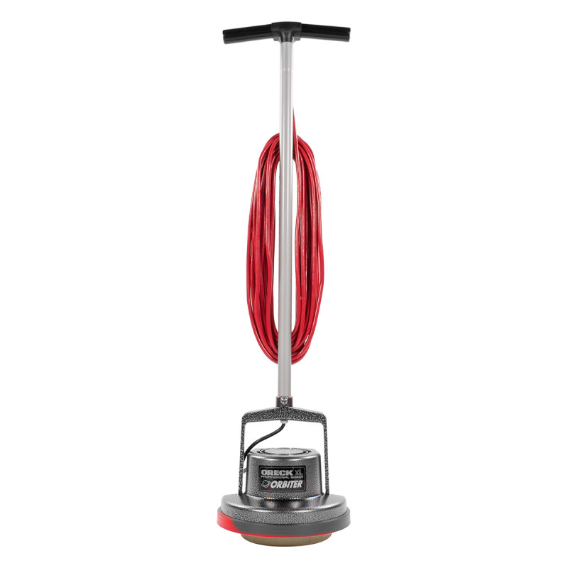 oreck orbiter 12 inch floor buffing machine