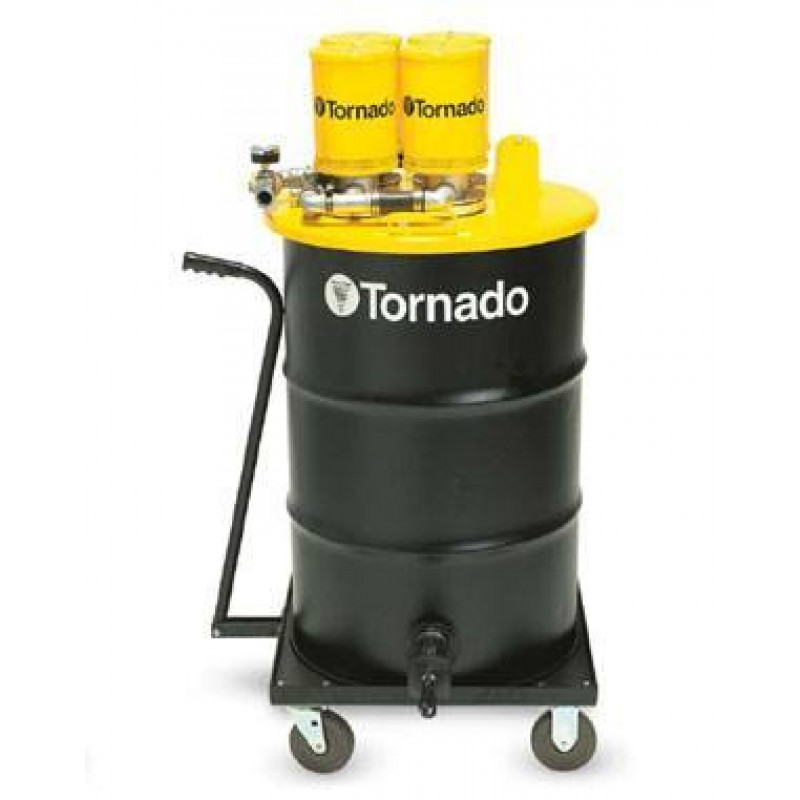 Tornado 174 Wet Pick Up Vacuum With Compressed Air Amp 4 Quad