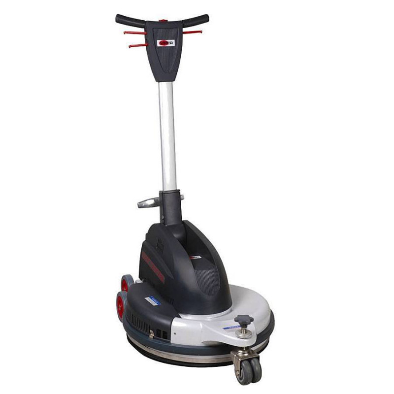 This Is A Review For The Viper Dragon 2000 RPM Dust Control Burnisher.
