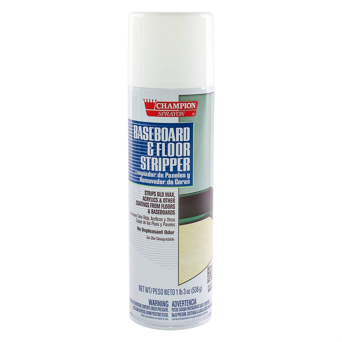 Champion Sprayon 174 Baseboard And Floor Stripper