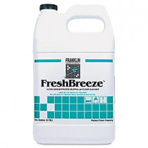 Franklin Cleaning Technology Freshbreeze Ultra Concentrated Neutral Ph Cleaner Case