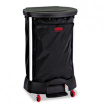 Rubbermaid Commercial Step-On Linen Hamper Bag