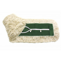 MaxiDust Cotton Cut-End Dust Mops - Natural