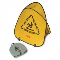 Rubbermaid Folding Safety Caution Cone
