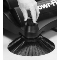 Powr-Flite Side Replacement Broom