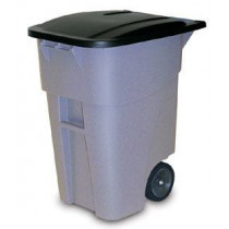 Rubbermaid 50 Gallon Trash Container
