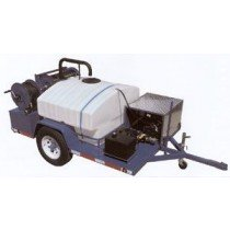 Trailer Mounted Drain & Pipe Cleaner