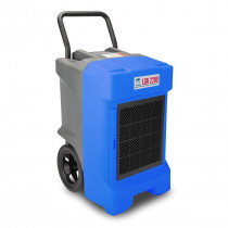 Blue B-Air Vantage VG-2200 LGR Dehumidifier Front View