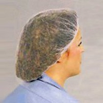 White Nylon Hair Nets