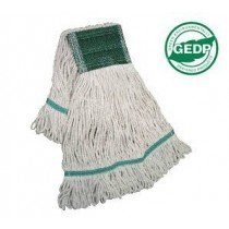 White Looped End Medium Wet Mop