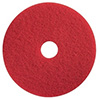 red round floor buffing & spacer pad