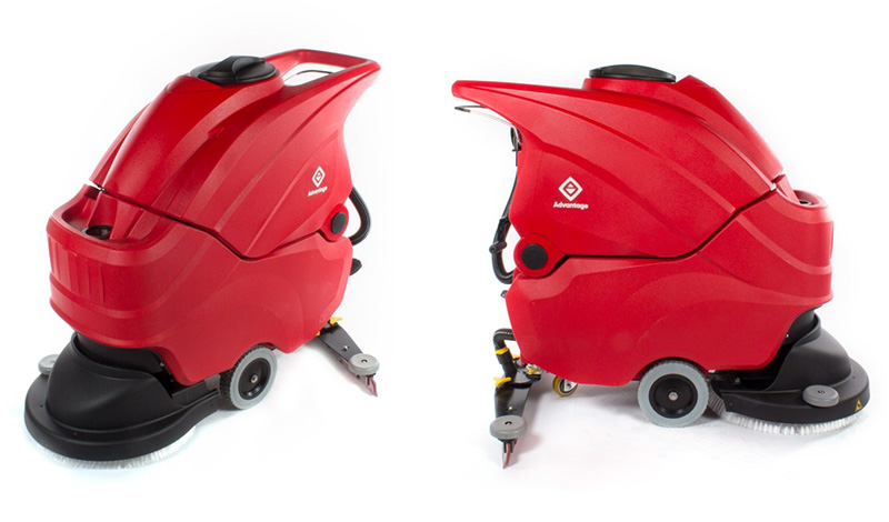 Take ADVANTAGE of Your Cleaning with This Newly Launched Auto Scrubber