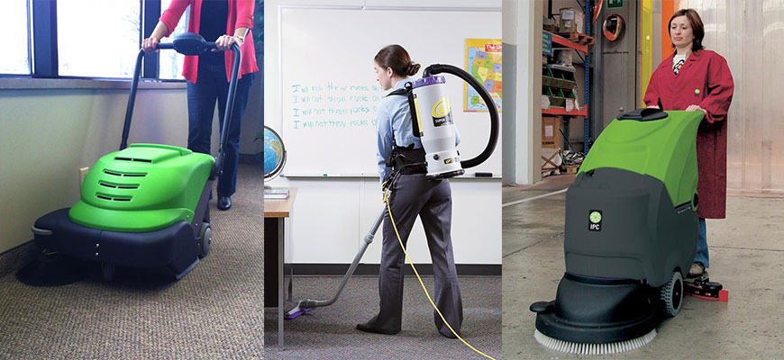 Benefits of Battery Powered, Cordless Cleaning Equipment