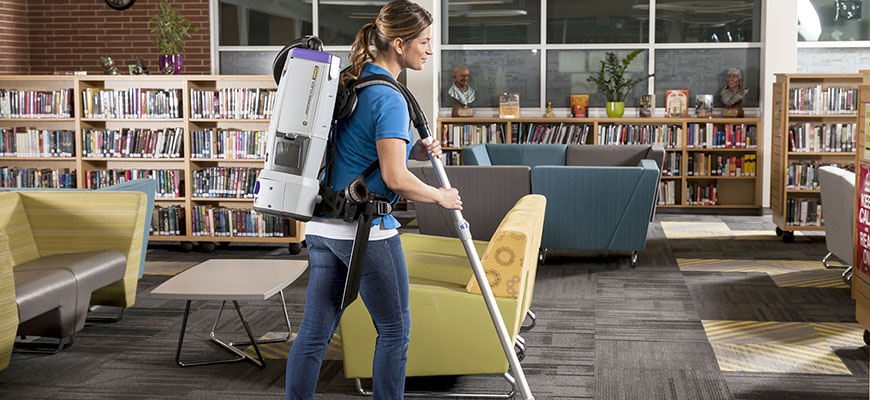 User Stories - ProTeam Backpack Vacuums