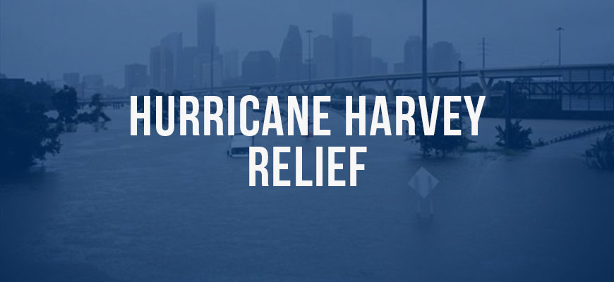 Help the Victims of Hurricane Harvey