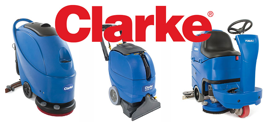Spotlight on: Clarke Cleaning Equipment