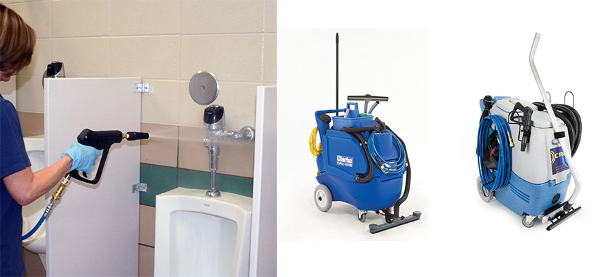 Touch Free Cleaning Machines for Complete Sanitization
