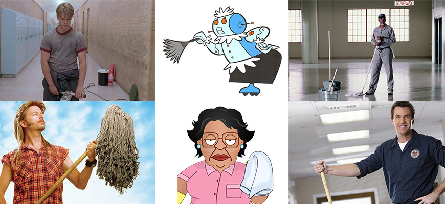 The Ultimate Ranking of TV and Movie Janitors