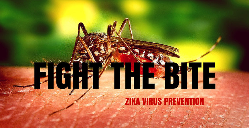 Fight the Bite: Zika Virus Prevention