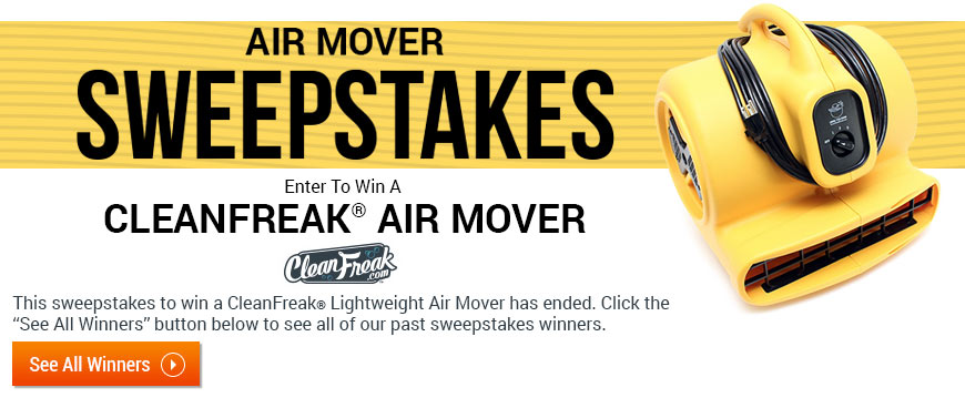 CleanFreak® Air Mover