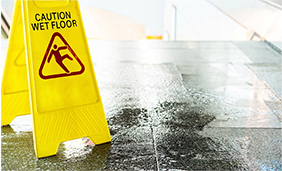 Wet Winter Floors: Keep 'Em Dry