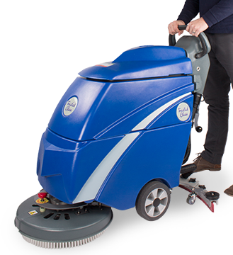 Trusted Clean Dura 18HD Cord Electric Floor Scrubber SOTM
