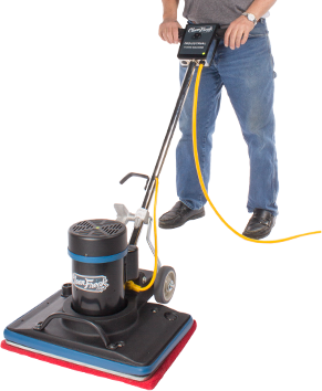 CleanFreak Dry Surface Oscillating Floor Buffer Special