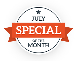 July Special of the Month