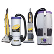 ProTeam® Backpack and Upright Vacuums