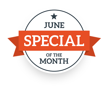 June Special of the Month