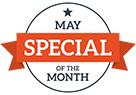 May Special of the Month