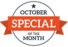 October Special of the Month