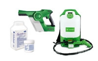Electrostatic Disinfecting & Sanitizing Sprayers