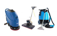 Equipment: Carpet & Hard Floor