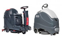 Ride On Auto Scrubbers