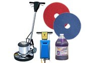 Rotary Floor Buffer Machine Packages