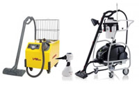 Steam Cleaners (0 - 330° F | 0 - 1000 PSI Models Available)