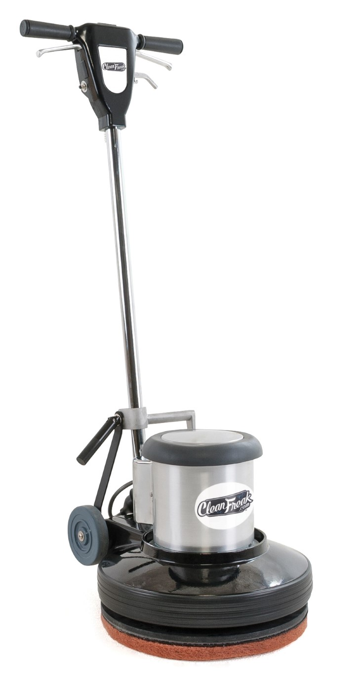 Floor buffer scrubbing cleanfreak 17 inch rotary floor buffer dailygadgetfo Image collections