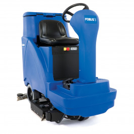Clarke® Focus® II BOOST® Automatic Ride on Floor Scrubber