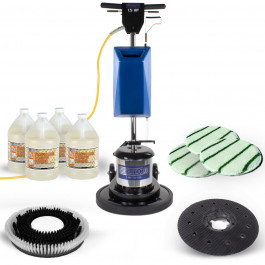 Trusted Clean Basic Carpet Scrubbing Package w/ 17