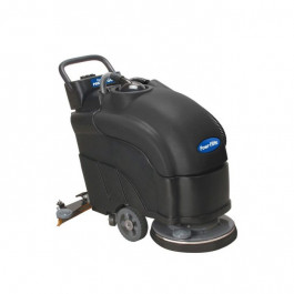 Powr-Flite® 'Predator 17' Battery Powered Walk Behind Automatic Floor Scrubber w/ Pad Driver
