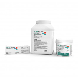 EvaClean™ PurTabs Effervescent Sanitizing & Disinfection Tablets (334mg, 3.3g & 13.1g options)