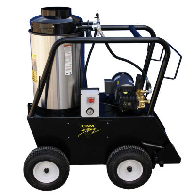 8 Gallon Diesel Fired Power Washer