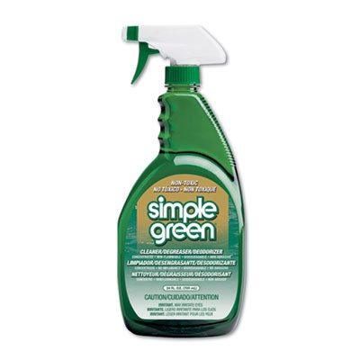 Simple Green® Industrial Cleaner & Degreaser (Spray Bottles)