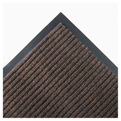 Brown 36 x 120 Needle Rib Wipe & Scrape Mat