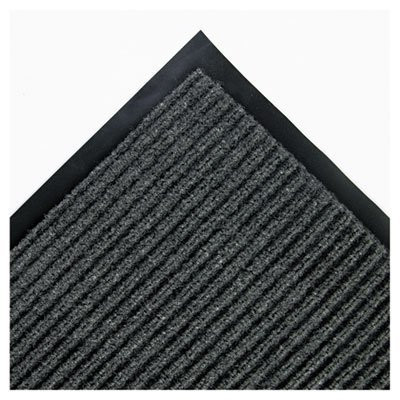 Gray 36 x 120 Needle Rib Wipe & Scrape Mat