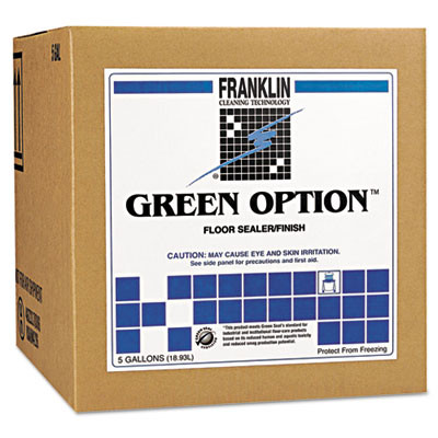 Franklin Cleaning Technology Green Option™ Floor Sealer/Finish - 5 Gallon Box