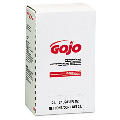 GOJO Power Gold Hand Cleaner Case